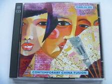 CONTEMPORARY CHINA  CARLIN RARE LIBRARY SOUNDS MUSIC 2 CD