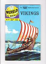"""Wereld In Beeld  Nr.18   :: 1960's ::   :: """"The Vikings!"""" ::   :: Dutch Copy! ::"""