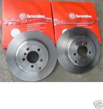 RANGE ROVER SPORT 2.7TDV6 2005 ON BRAKE DISC BRAKE PADS REAR MINTEX