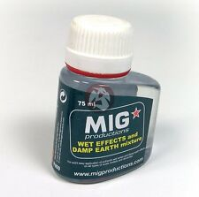 Mig Productions Wet Effects and Damp Earth Mixture P409