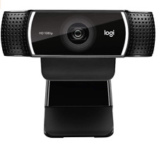 Logitech C922x Pro Stream WebcaM 1080p HD Camera HIGHEST RATED SELLER IN HAND!