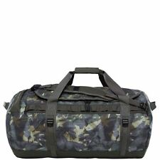 The North Face Reisetasche L Base Camp Duffel L english green tropical camo