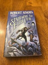 Robert Adams / STAIRWAY TO FOREVER First Edition 1988
