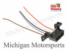 GM OBDII OBD2 Wiring Harness Connector Pigtail Harness LS1 LT1 ALDL 12110250