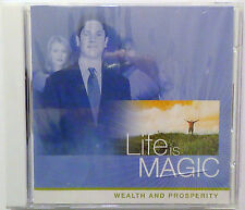 Life Is Magic: Wealth and Prosperity - Wayne Lee Self Hypnosis CD New / Sealed