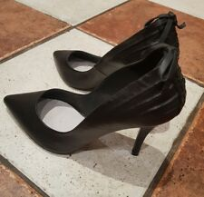 Stunning black leather shoes from ASOS size 5 38