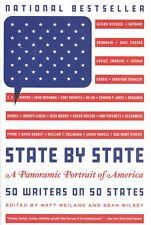 State by State : A Portrait of America by Matt Weiland[2009 Paperback]Brand New