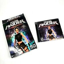Lara Croft: Tomb Raider The Angel of Darkness Pc Cd Rom In Original Box