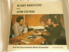 BOBBY BRADFORD & JOHN STEVENS Spontaneous Music Julie Tippetts SEALED LP