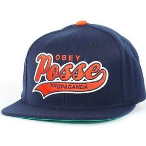 Casquette Snapback OBEY On Deck