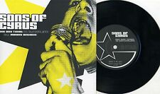 """Sons of Cyrus-One way ticket 7"""" Hellacopters sewergrooves nomades movements"""