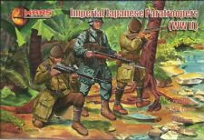 Mars 1/72 WWII Japanese Paratroopers