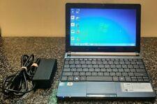 """Gateway LT4004u 10.1"""" Microsoft Office Win7 Netbook Intel Atom 2gb 250gb NewBatt"""