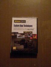Nikon School DVD Explore Techniques D5100 Guide to Digital SLR Photograph