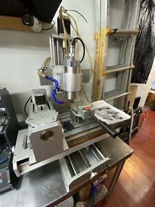 HY-TB5 CNC FAVE AXIS MACHINE