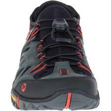 Merrell All Out Blaze Sieve Waterproof Mens Black Orange Trail Sandals J12647