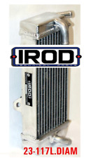 New Left IROD Radiator Honda CRF 450 R 05-08 Aluminium Motocross Enduro Left