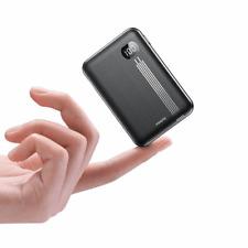 Portable Charger 10000mAh Small LCD Display Ainope Power Bank External Battery