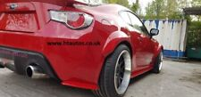 Toyota GT86, Scion FRS Fender Flares / wide arch body kit. PU. HT Autos UK.