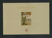 ITALIA 2019 - Carnet / Libretto - MACCARI - con Foglietto numerato (30 mila)