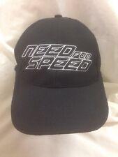 trucker hat baseball cap Need For Speed retro vintage nice quality rare rave