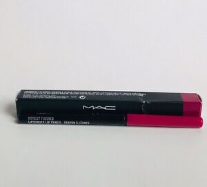 MAC Liptensity Lip Pencil ROYALLY FLUSHED 0.01 oz New In Box