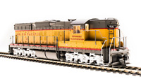 """BROADWAY LIMITED 5791 HO SD7 UP 456 """"Dependable"""" Paragon3 Sound/DC/DCC"""