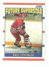 1990-91 Score Canadian #440 Eric Lindros RC (ref 63029)