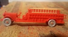 "Vintage Ladder Truck - 3.75"" Long"