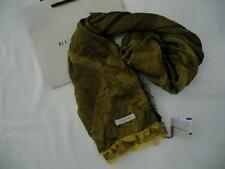 BURBERRY Modale Cotone Sciarpa Cashmere-Nuovissimo con etichetta