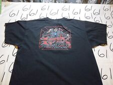 XL- South Central Lennox Police Dept Benefit Ride / Damaged T- Shirt