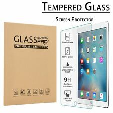 HD Premium TEMPERED GLASS Screen Protector for iPad 2 3 4 5 6 Air Mini Pro 9.7