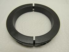"2Sc-400 Split Shaft Stop Collar 4.00 Id 5.250 Od .875"" Wide Free Shipping"
