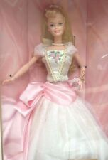 "Barbie ""Birthday Wishes"" First In Series Collector Edition #21128 Nrfb Mattel"