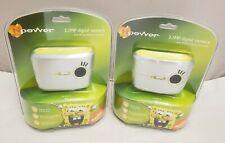 Pack of 2 - Npower Spongebob Square Pants 3.1MP Kids Digital Camera