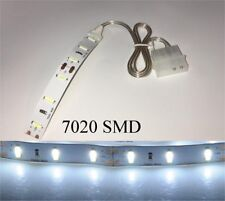 Cool White 7020 SMD LED's strip 4 inches long Self-adhesive for PC Computer case