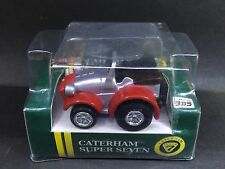 JAPAN TOMY CHORO Q LOTUS CATERHAM SUPER SEVEN 7 VINTAGE CLASSIC CAR RED RARE