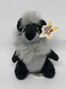 Neopets Shadow Yurble / McDonald's/ Star Tag/ tush tag / 2004 3.5in clean.