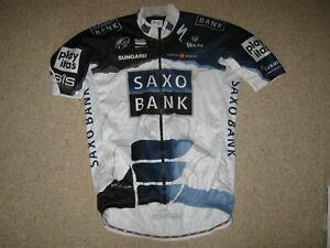 Saxo Bank Specialized Riis Cycling Sportful cycling jersey [XL]