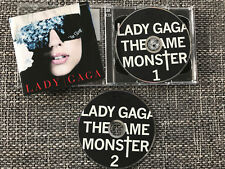 Lady Gaga - Doppel-CD--The Fame Monster , Top Zustand