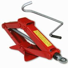 2 Ton Original Scissor Wind Up Jack & Crank Speed Handle Lift For Car Van
