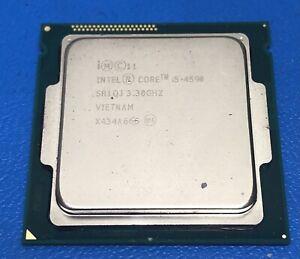 Intel Core i5-4590 SR1QJ 4 Core 3.30GHz 6MB 5 GT/S Processor