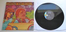 Harper y Rowe-Harper y Rowe USA 1968 LP estéreo pacífico del mundo