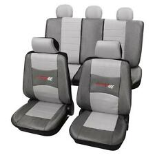 Stylish Grey Seat Covers set - For DODGE Nitro 2007 Onwards