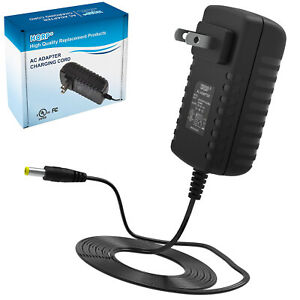 HQRP AC Adapter for NordicTrack 800 831.236670 831.236671 831.236672 831.236673