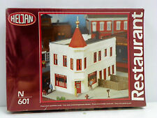 "HELJAN N SCALE U/A ""RESTAURANT"" PLASTIC MODEL KIT"