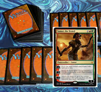 mtg GREEN RED GRUUL AGGRO DECK Magic the Gathering rares 60 cards samut domri