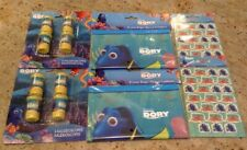 Disney New Finding Nemo/Finding Dory 16 Loot Party Bags,stickers,kaleidoscope