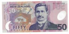NEUSEELAND NEW ZEALAND 50 DOLLARS 2016 POLYMER UNC P NEW