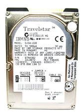IBM 20GB TravelStar DJSA-220 IDE 07N4382 Laptop F80495 Hard Drive WIPED & TESTED